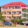 Саки Прибой база отдыха гостиница Первая линия