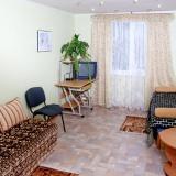 Большая комната (два широких дивана)