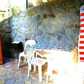 Небольшой дворик(изолированный)