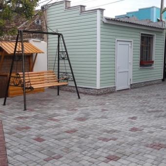 Сдам 4х комнатный дом у моря под ключ в пригороде