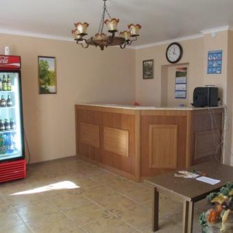 Отель Три сосны. Отдых в Крыму. Феодосия