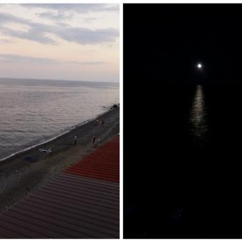 Жилье посуточно в Алуште возле моря Приветное Катран