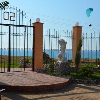 Отдых у моря в Крыму