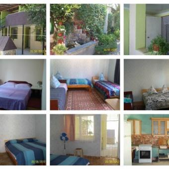 Дом в Евпатории под ключ сдам для отдыха в Заозерном
