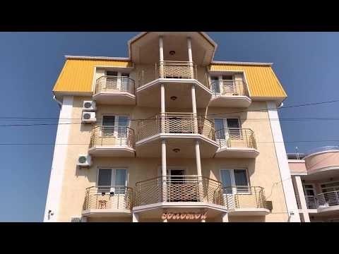 Embedded thumbnail for  Отель Золотой  предлагает к размещению у моря / Гостиница /